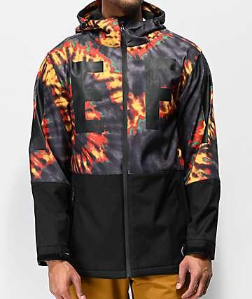 Neff Daily Rasta Campfire 10K Softshell Jacket