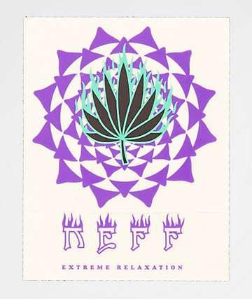 Neff Extreme Relaxation Sticker