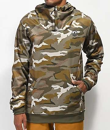Neff Hero Shredder Camo 10K Softshell Jacket