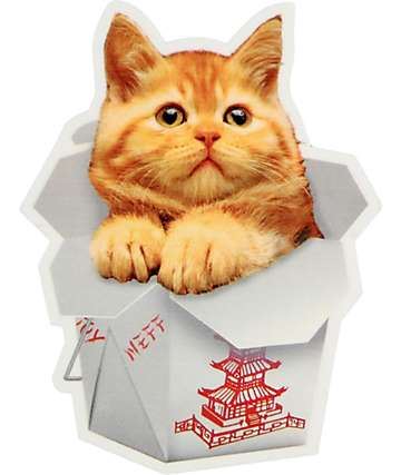 Neff Kitten Sticker