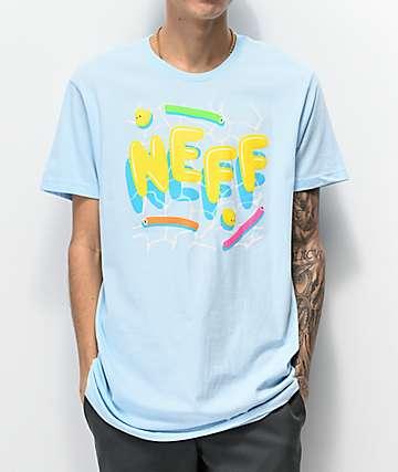 Neff Pool Boy Light Blue T-Shirt