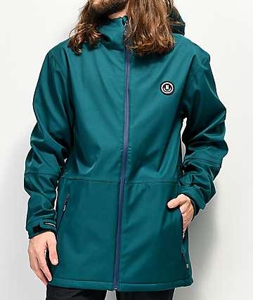 Neff Railyard Funland 10k Softshell chaqueta