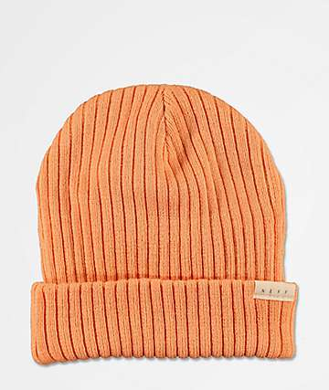 Neff Ride Orange Beanie