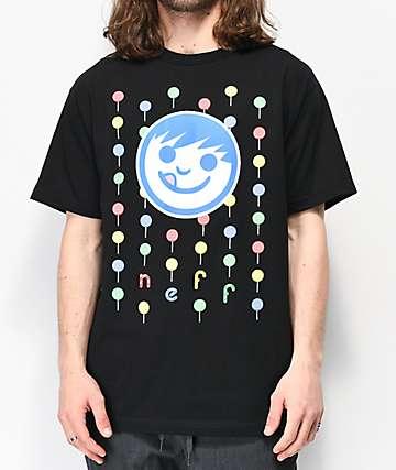 Neff Suckers Black T-Shirt