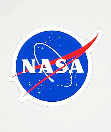 Neon Riot x NASA Logo Sticker