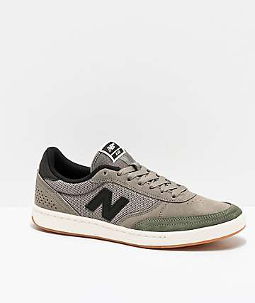 New Balance Numeric 440 Olive & Black Skate Shoes