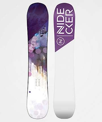Nidecker Angel 2020 tabla de snowboard para mujeres