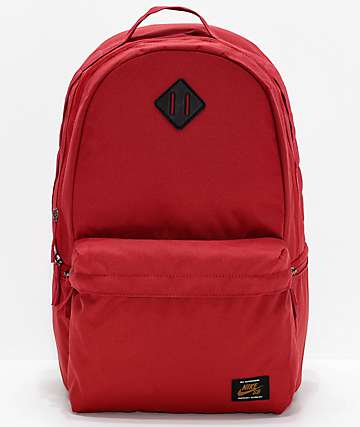 Nike SB Icon Crimson Red 26L Backpack