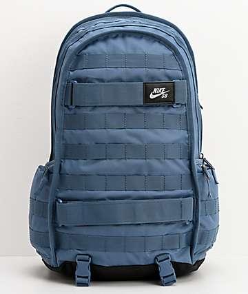 Nike SB RPM Thunderstorm mochila azul