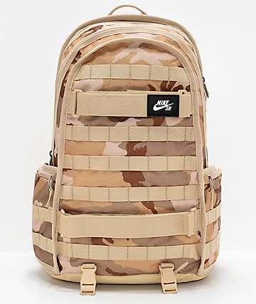 Nike SB RPM mochila de camuflaje