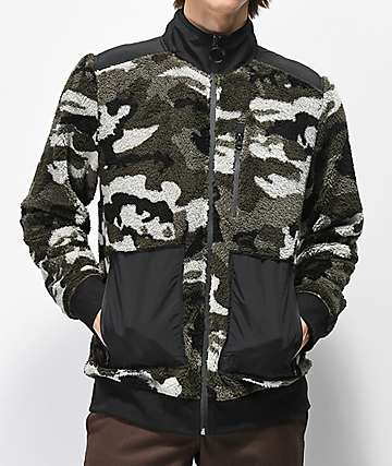 Ninth Hall Bluster Camo Tech Fleece