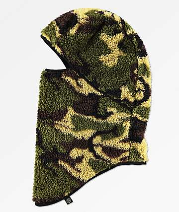Ninth Hall Camo Balaclava