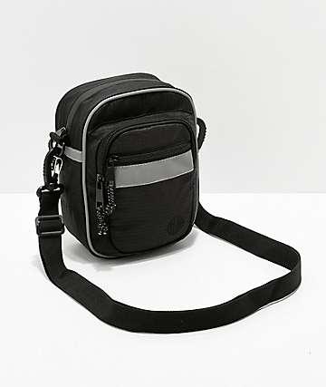 Ninth Hall Equipped bolso de hombro negro