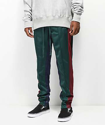 Ninth Hall Nordberg pantalones de chándal verde oscuro