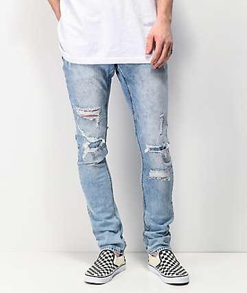 Men S Skinny Jeans Zumiez Ca