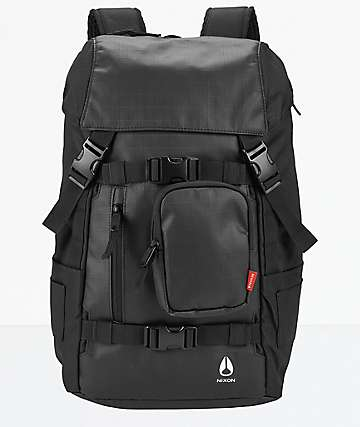 Nixon Landlock Black 20L Backpack
