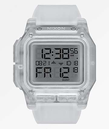 Nixon Regulus All Clear Digital Watch