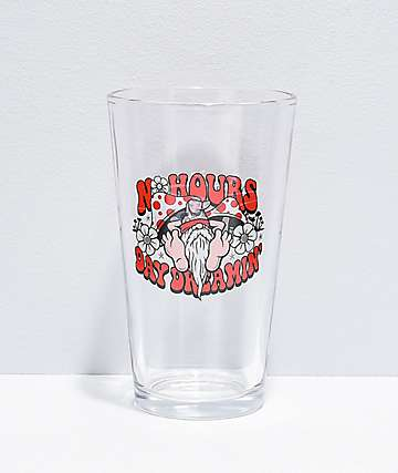 NoHours Day Dreamin Pint Glass