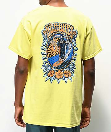 NoHours Last Ride Yellow T-Shirt
