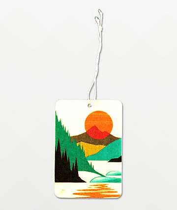 Nose Patrol Mountain Wave Air Freshener