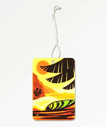 Nose Patrol Tropical Waves Air Freshener