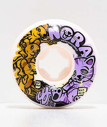 OJ Nora Revenge 55mm 101a Elite Skateboard Wheels