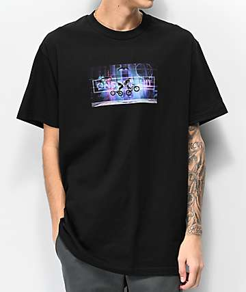 ONSOMESHIT Team Back2Back Black T-Shirt