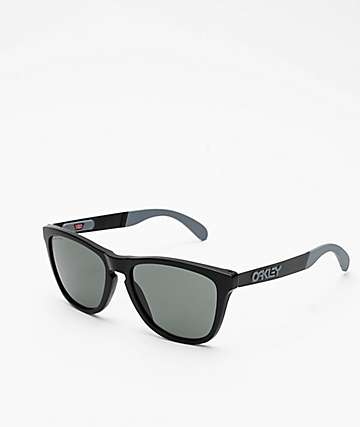 Oakley Frogskins Mix Matte Black Prizm Sunglasses