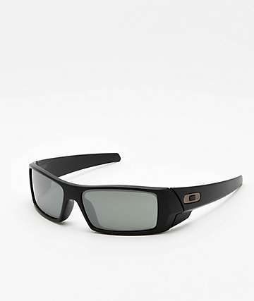 Oakley Gascan Matte Black Prizm Polarized Sunglasses