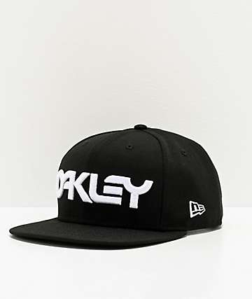 Oakley Mark II Blackout Snapback Hat