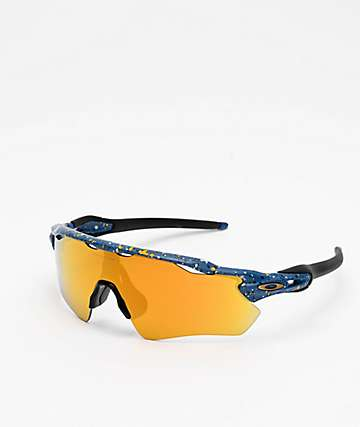 Oakley Radar EV Path Splatter Poseidon Sunglasses