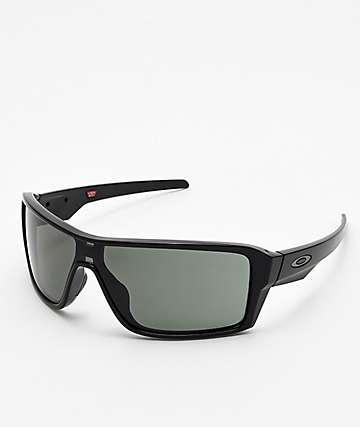 Oakley Ridgeline Black & Grey Prizm Sunglasses