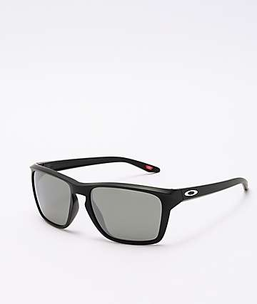 Oakley Sylas Matte Black Prizm Polarized Sunglasses