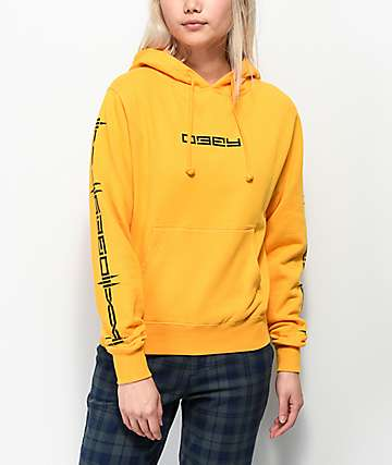 Obey Barbed Autumn Hoodie