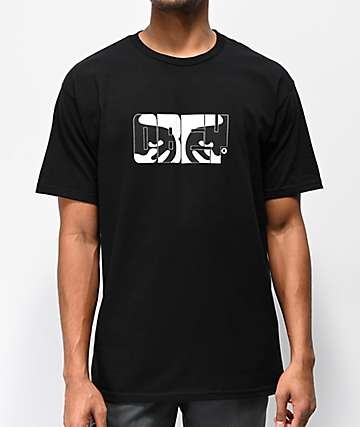 Obey Eyes Of Obey Black T-Shirt