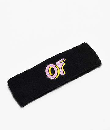 Odd Future Black Headband