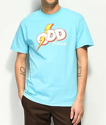 Odd Future Bolt Light Blue T-Shirt