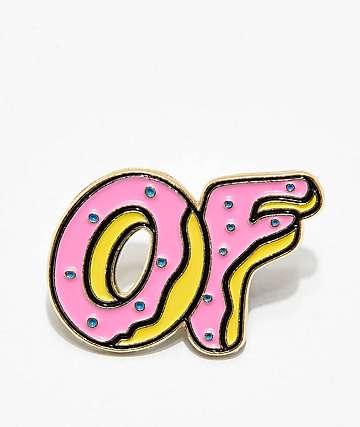 Odd Future Donut Enamel Pin