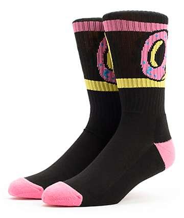 Odd Future Donut calcetines negros