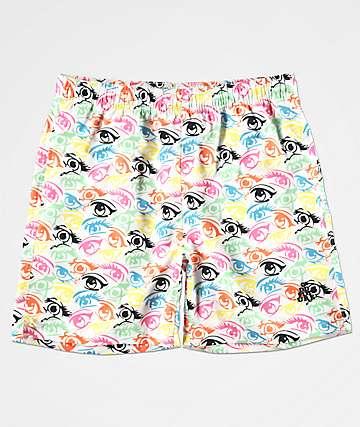 Odd Future Eyeball shorts de baño