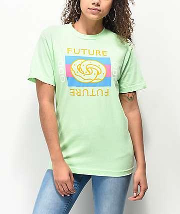 Odd Future Infinity Donut Mint T-Shirt