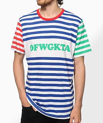 Odd Future OFWGKTA Striped T-Shirt