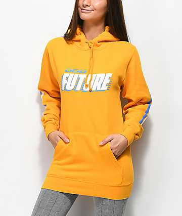 Odd Future Racing Gold Hoodie