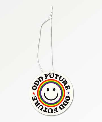 Odd Future Smile Face Air Freshener