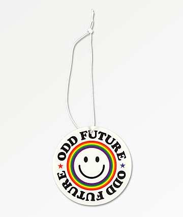 Odd Future Smile Face Air Freshener
