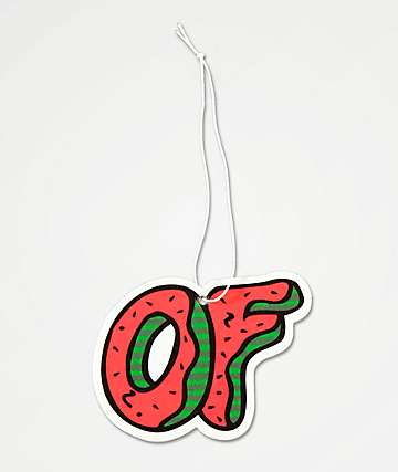 Odd Future Watermelon Logo Air Freshener
