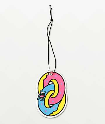 Odd Future x Santa Cruz Donut Chain Air Freshener