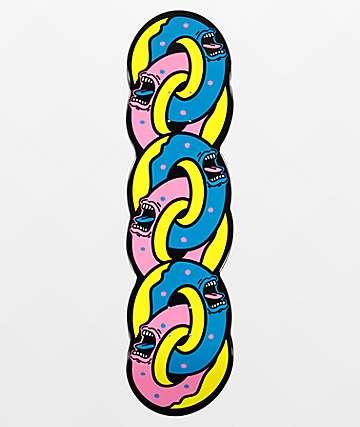 "Odd Future x Santa Cruz Donut Link 8.25"" tabla de cruiser"
