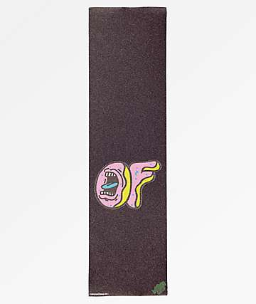 Odd Future x Santa Cruz Screaming Donut Grip Tape