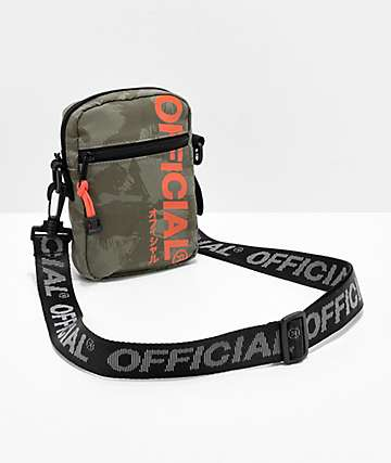 Official EDC Lux Camo Utility Bag